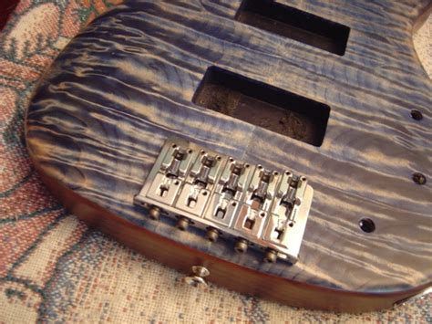 Bridge Bass 5 String Spacing 18 5mm Sung Il Bb 185 Chrome New 4 String To 5 String Project Talkbass