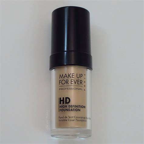 Foundation Make Up Forever make up for hd foundation review swatches and