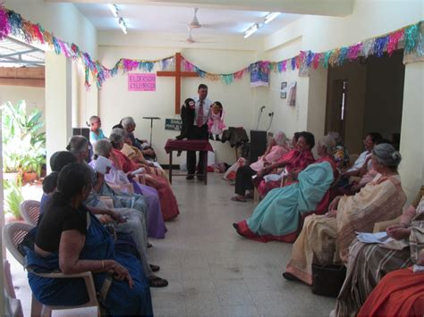 senior citizen homes ywca madras