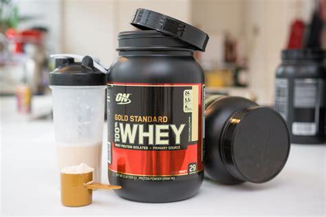 Pasaran Whey Protein 3 suplemen paling penting untuk bina badan dan otot