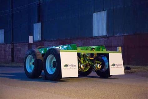 concept semi truck hybrid trailer concept could improve semi truck fuel