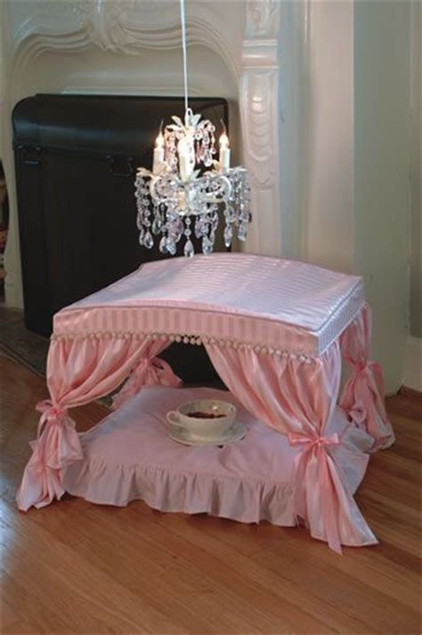 dog canopy bed 1000 ideas about pink dog beds on pinterest cute dog