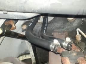 Fuel System Vacuum Leak Vacuum Leak Or Diesel Bombers