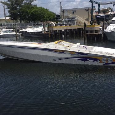 cigarette top gun 2001 for sale for $88,000 boats from