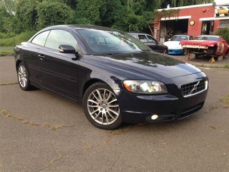 auto air conditioning service 2007 volvo c70 electronic throttle control sell used 2007 volvo c70 t5 convertible 2 5l navigation premium audio 6 speed 1 owner in shelton