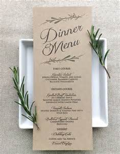 Menu Templates For Weddings by Gluten Free Wedding Ideas In Athens Weddings In