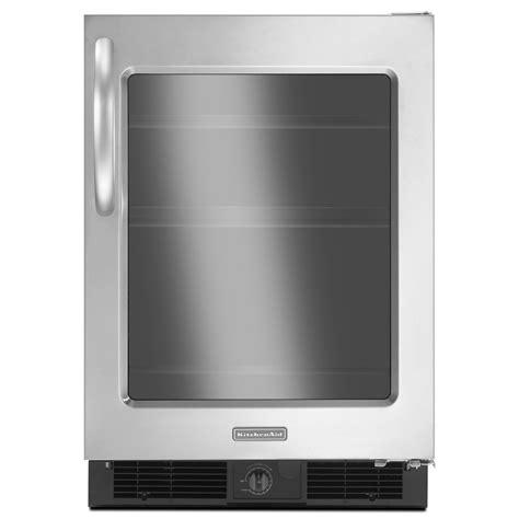 kitchenaid compact refrigerator 5 7 cu ft kurg24rwbs sears