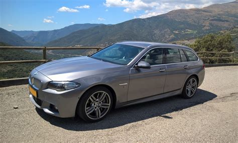 Verbrauchsrechner Auto by Bmw Touring 550i 4 4 V8 Twinpower Turbo Bj 2016 Details