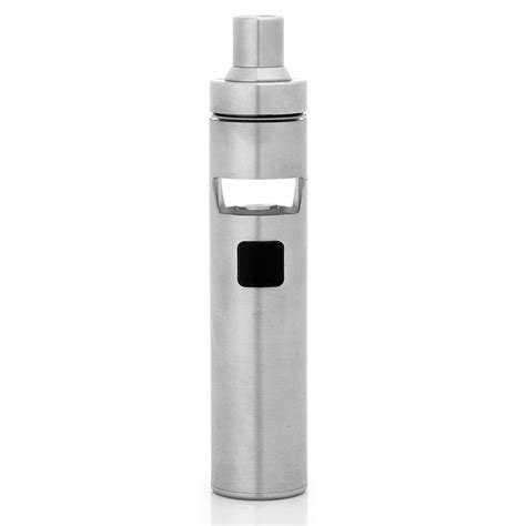 Vape Ego Aio D22 Kit 1500mah Silver authentic joyetech ego aio d22 1500mah 22mm silver starter kit