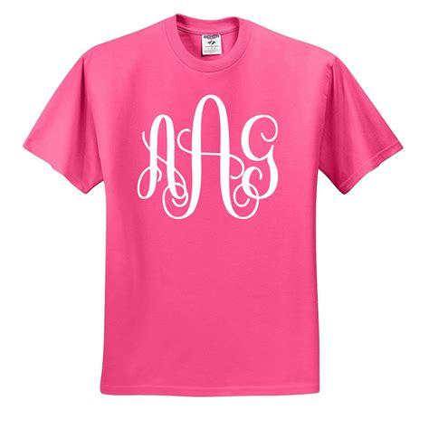 design a monogram shirt monogram t shirts