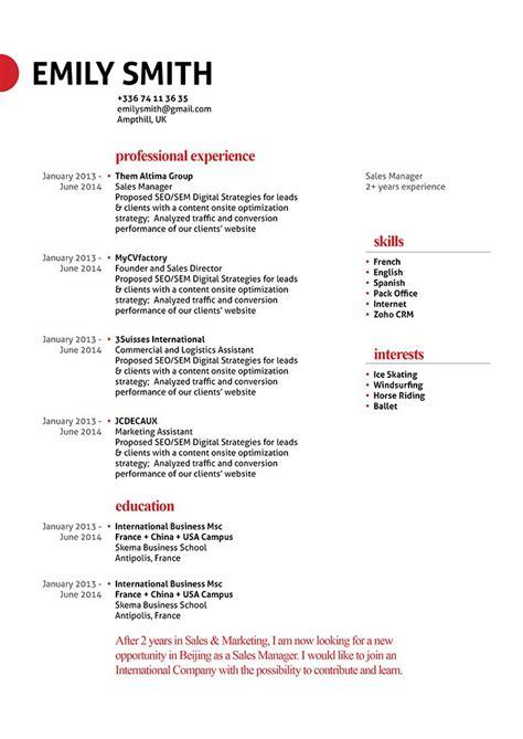 resume template for microsoft word starter resume template self starter resume 183 mycvfactory
