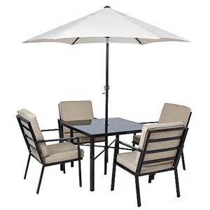 eucalyptus table and chairs affordable wood patio