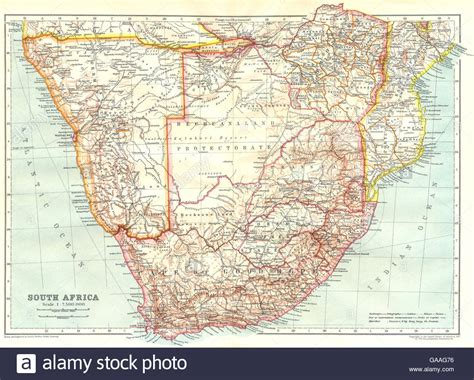 printable road map of southern africa southern africa south africa namibia botswana mozambique