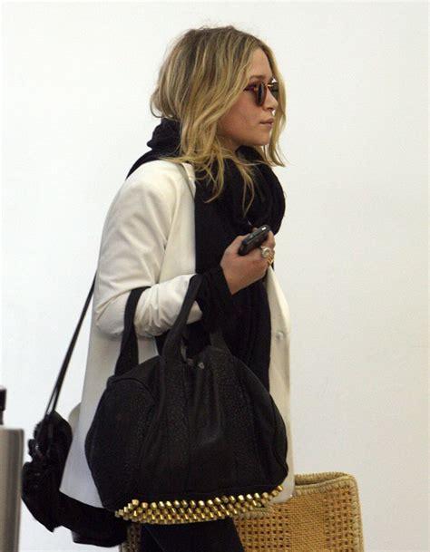 Name Kate Olsens Designer Purse by Kate And Studded Wang Bag