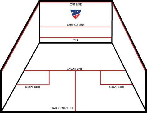 racquetball court diagram racquetball court diagram racquetball court diagram