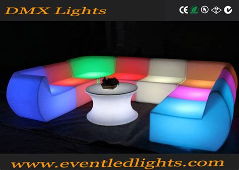 led furniture nightclub led furniture multi colors changing illuminated