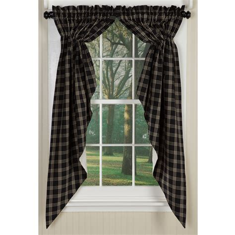 sturbridge plaid curtains deering plaid curtains sturbridge yankee workshop