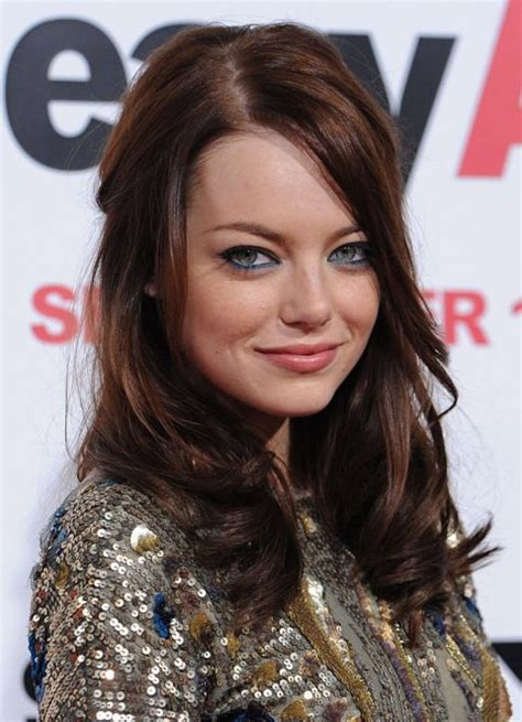 emma stones hair stylist tells us how to get her effed emma stone s hair evolution 15 of the star s best looks