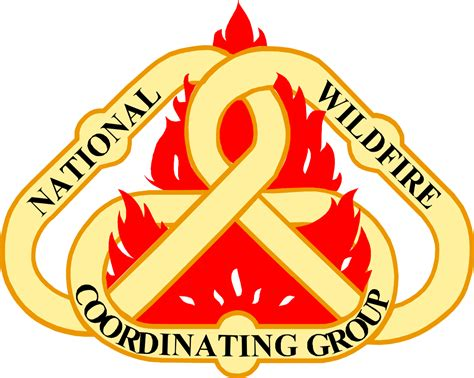 wildland card template national wildfire coordinating