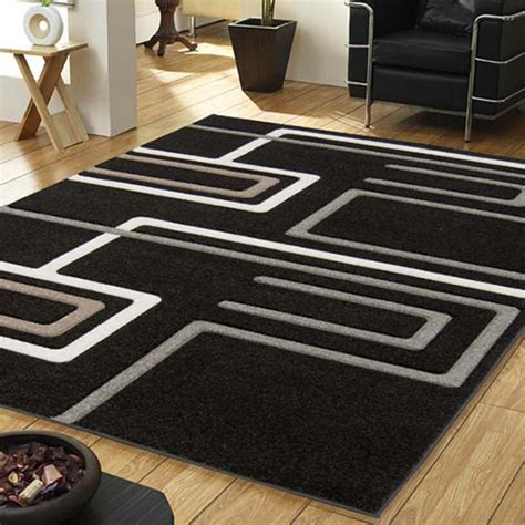 modern rugs practical design decorate your floor space with artistic