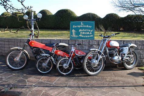 Motorrad In England Anmelden by Erstes Europ 228 Isches Motorrad Trial Museum 4694 Ohlsdorf