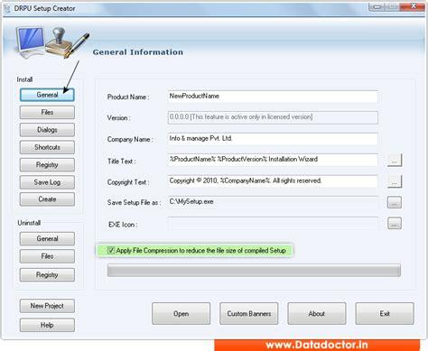 free software maker setup creator software windows installation exe