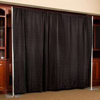 black curtain backdrop wholesale pipe and drape black curtain stage backdrop
