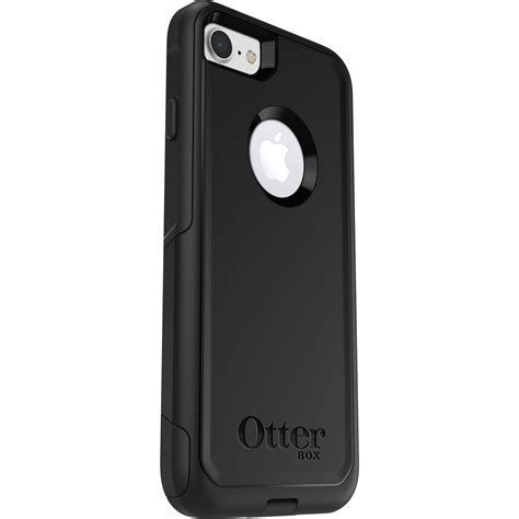 otterbox commuter for iphone 8 black 77 56650 b h photo
