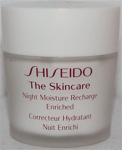 Shiseido The Skincare Moisture Recharge shiseido the skincare moisture recharge enriched