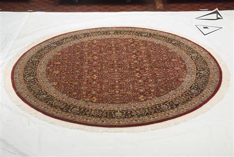 rounds rugs tabriz design rug 10 x 10
