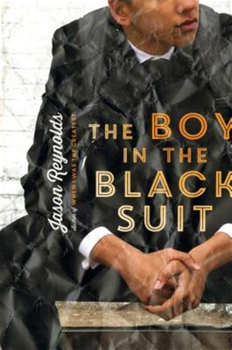 boy in the black suit everyone needs to read this book