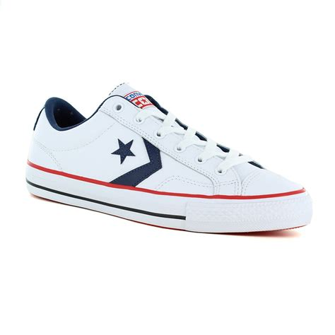 Harga Converse All White 149771c chuck all unisex player ox shoes