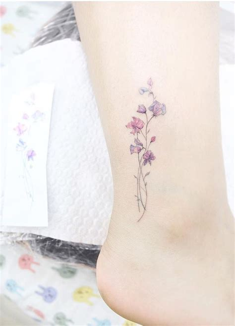 girly flower tattoos 25 best ideas about delicate flower on