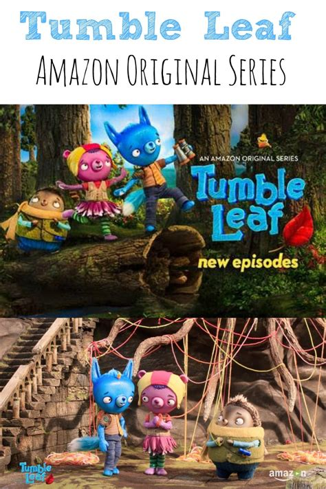 amazon original series tumble leaf amazon original series simply today life