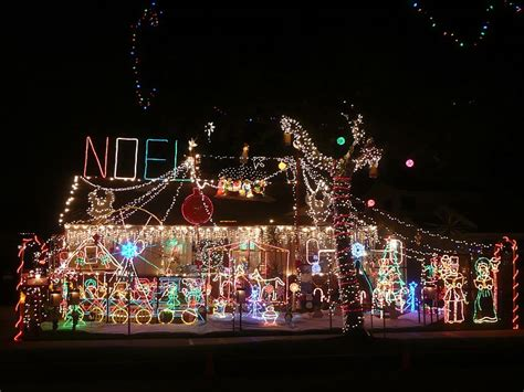 christmas lights home decor top 10 biggest outdoor christmas lights house decorations