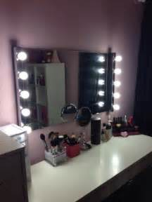 Vanities For Bedrooms With Lights Vanities For Bedrooms With Lights And Mirror Foter