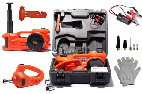 Lu Emergency 3 In 1 3 in 1 function 12v portable emergency tool electric