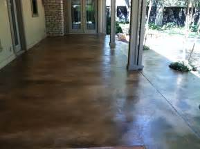 stain existing concrete patio patio design ideas solid impressions