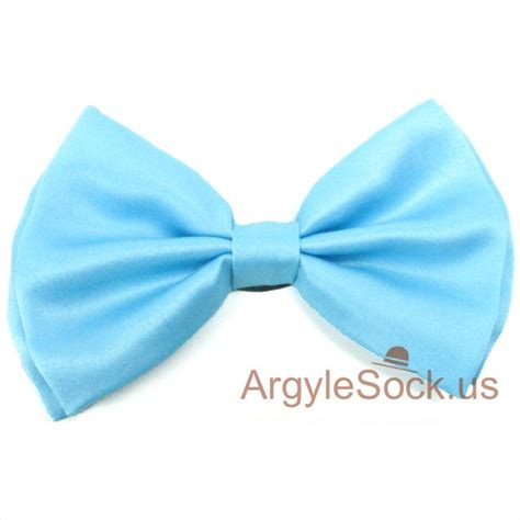 Image Gallery Light Blue Bow
