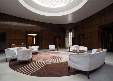 art deco houses deco circular circular interiors art is this the most jaw dropping room in london 183 look up