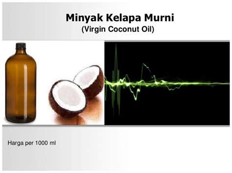 Minyak Kelapa 1 Liter minyak kelapa murni