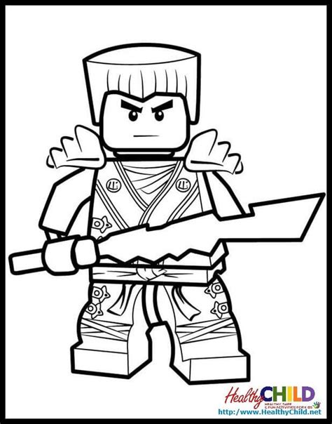coloring page lego ninjago coloring home