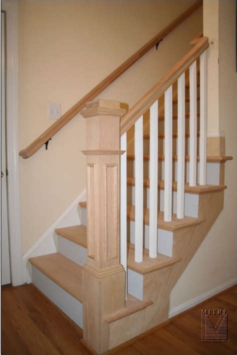 replacement stair banisters 15 best box newel diy images on pinterest banisters