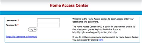 home access scasd state college area school district