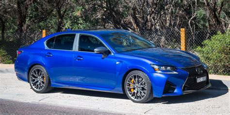 lexus gs f: review, specification, price | caradvice