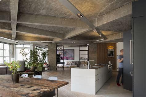 concrete loft concrete charisma stunningly refurbished modern