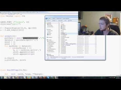 tutorial tkinter python 3 tkinter tutorial python 34 p 1 adding other exchanges p