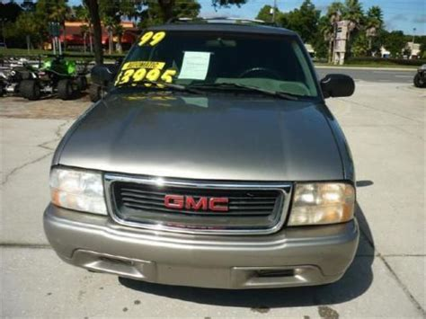 how to sell used cars 1999 gmc jimmy navigation system buy used 1999 gmc jimmy sl in 1849 s woodland blvd deland florida united states for us 3 995 00