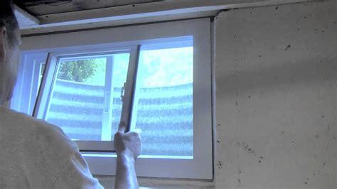 small basement window air conditioner basement
