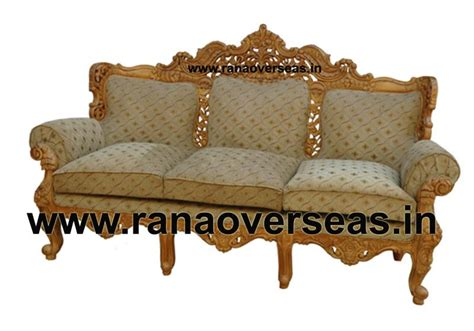 pictures of furniture rana overseas inc wooden sofa set